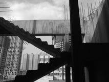 Китайская урбанизация Стоковые Фото