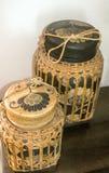 Китайские вазы Стоковые Изображения