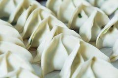 Китайские вареники Стоковое фото RF