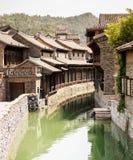 Китайские городки воды Стоковая Фотография