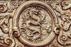 китайские драконы стоковая фотография rf