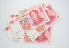 китайские деньги Стоковые Изображения RF
