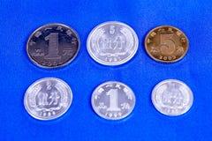 китайские деньги Стоковое Фото