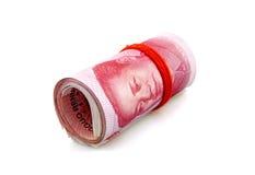 китайские деньги Стоковые Фото