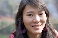 китайские женщины Стоковое Изображение RF