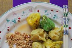 Китайские закуски Стоковое Изображение RF