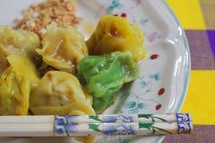 Китайские закуски Стоковое Изображение
