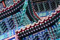 китайские здания Стоковые Фото
