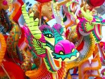 Китайские игрушки дракона Стоковое Изображение RF