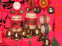 китайские игрушки традиционные Стоковое фото RF