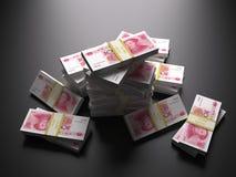 Китайские иены Стоковые Изображения
