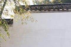 Китайские классические стрехи стиля Стоковая Фотография
