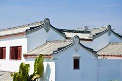 Китайские национальные характеристики диалектных зданий жилища стоковое изображение rf