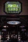 Китайские павильоны стоковые изображения