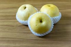 Китайские плодоовощ груши и здоровый Стоковое фото RF