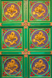 китайские плитки Стоковая Фотография RF