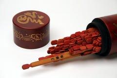 китайские ручки удачи Стоковые Фото