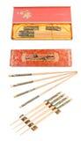 китайские ручки Стоковые Фотографии RF