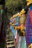 китайские статуи стоковые изображения rf