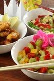 Китайские тарелки Стоковое Изображение RF