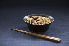китайские тарелки Стоковые Изображения