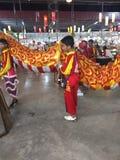 Китайские торжества Нового Года стоковая фотография