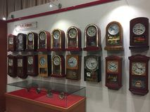 Китайские традиционные часы стоковая фотография rf