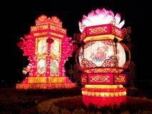 китайские фонарики традиционные стоковое фото rf