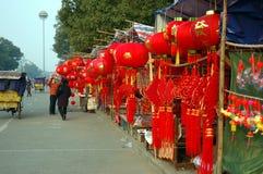 китайские фонарики Стоковые Фото