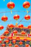 китайские фонарики Стоковые Изображения RF