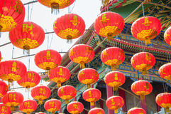 китайские фонарики Стоковое Изображение RF