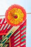 китайские фонарики Стоковая Фотография