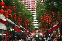 Китайские lanters Стоковая Фотография RF