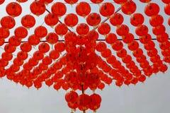 Китайские laterns Нового Года Стоковое фото RF
