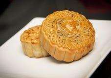 китайские mooncakes стоковые изображения rf
