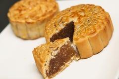 китайские mooncakes стоковое изображение