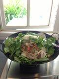 Китайские vegetable лапши Стоковая Фотография RF