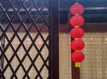 китайский ландшафт сада Стоковые Изображения RF