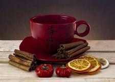 Китайский чай Стоковое Фото