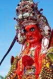 китайский бог Стоковые Фотографии RF