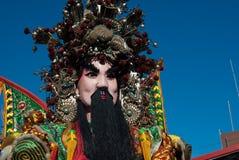 китайский бог Стоковое Изображение RF