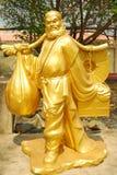 Китайский бог. Стоковое Фото