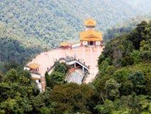 Китайский буддийский висок Стоковые Фото
