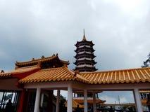 Китайский буддийский висок Стоковое фото RF