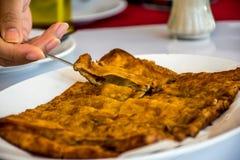Китайский блинчик jujube китайская еда десерта Стоковые Фото