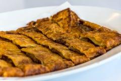 Китайский блинчик jujube китайская еда десерта Стоковые Изображения