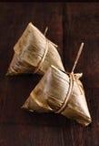 Китайский вареник риса Стоковые Фото