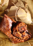 Китайский вареник риса Стоковое фото RF