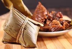 Китайский вареник риса Стоковые Фотографии RF