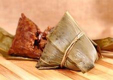 Китайский вареник риса Стоковое Фото